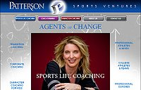 Patterson Sports Ventures -- Sports Life Coaching